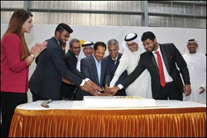 Total Freight International Inaugurates 6,500Sq MtWarehouse at DWC's Logistics District