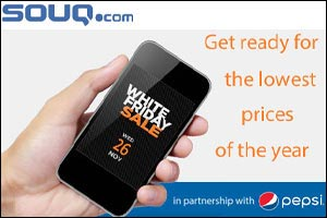WHITE FRIDAY 2014: Souq.com announces its deals, and launches sales preview on mobile app today