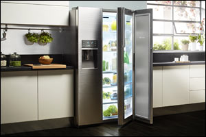 Samsung Introduces New Generation of Kitchen Appliances with RF9900H �Chef Collection' Refrigerator