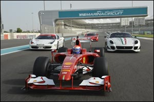 Yas Marina Circuit offers complimentary invitations to Middle East's first ever Ferrari Finali Mondi ...
