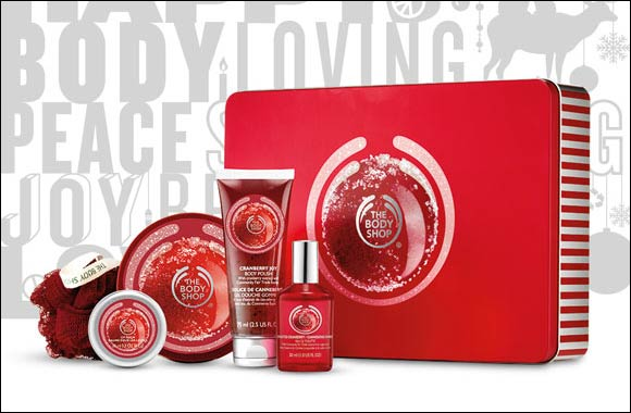 Festive Season….The Body Shop