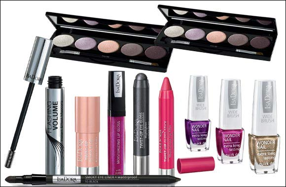 IsaDora Launches its Holiday Makeup Collection in the UAE