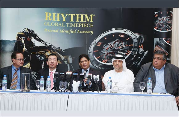 Rhythm Watch Co, Japan inks distribution agreement with Time Center LLC, Dubai