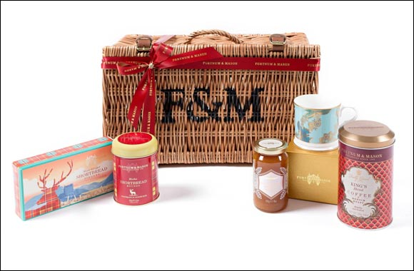 Have a very Merry Christmas with Fortnum & Mason