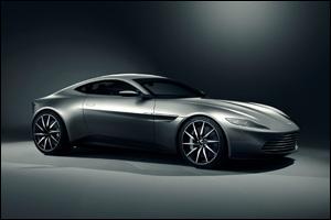 Built for Bond: Aston Martin debuts unique car for Spectre