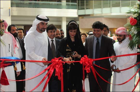 Laila Al Mouqbali inaugurates Concept Big Brands Carnival.
