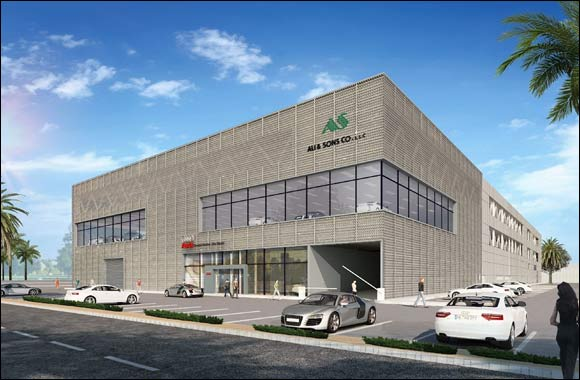 Ali & Sons - Audi to open new AED 100 million Audi Workshop in Mussafah in 2015