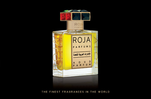 Roja Parfums United Arab Emirates — A Perfume to Celebrate UAE's 43rd National Day