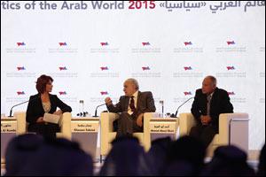 Ghassan Salame and Ahmad Abou El Gaith Headline Fifth Session of Arab Strategy Forum 2014 in Dubai
