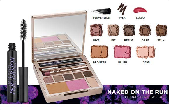 URBAN Decay Late Holiday - Naked on the Run