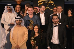 Region's stand-out films honoured at awards ceremony