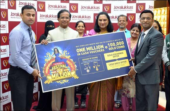 'Festival of Million' at Joyalukkas