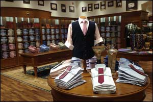 Brooks Brothers opens its second store in the UAE at Abu Dhabi's biggest mall
