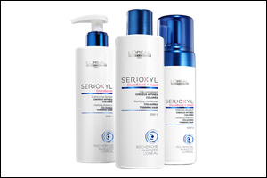 L'Or�al Professionnel launches its first anti-thinning professional coaching program with SERIOXYL