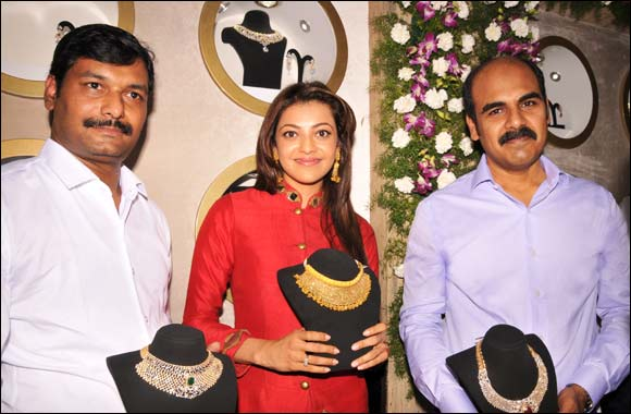 Malabar Gold & Diamonds opened its new outlet in Andhra Pradesh