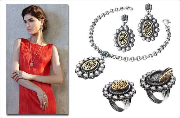 Azza Fahmy's new SUMA Collection, now available at Bloomingdale's - Dubai