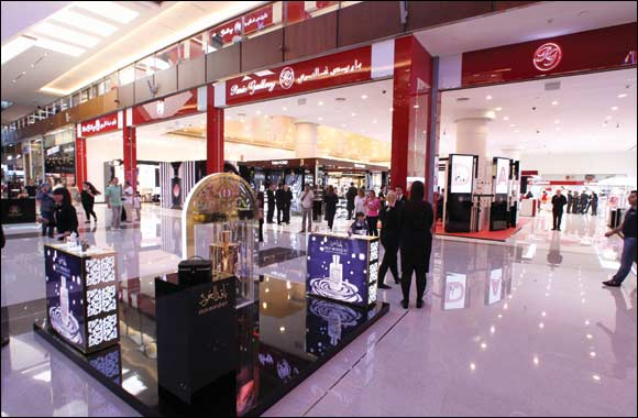 Special gifts and prizes at Paris Gallery celebrating the 20th Dubai Shopping Festival