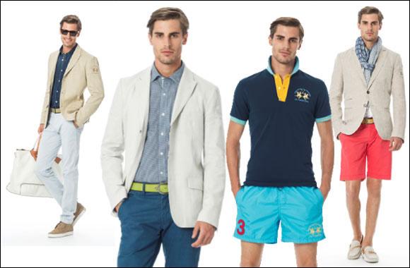 Bright Colour Meets Classic Elegance: the La Martina SS15 Collection