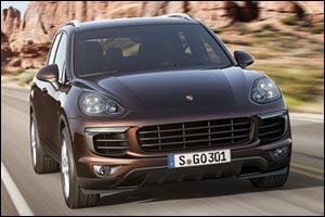 New Porsche Cayenne launched in Abu Dhabi