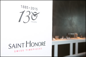 Saint Honore looks to double number of Middle East POS over the next five years.