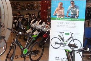 Autosport introduces DK City's e-bike in the UAE