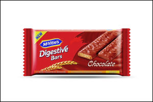 All-new Digestive Bars by McVitie's