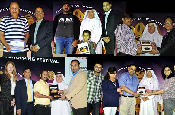 Joyalukkas shopper wins gold in ongoing DSF mega raffle