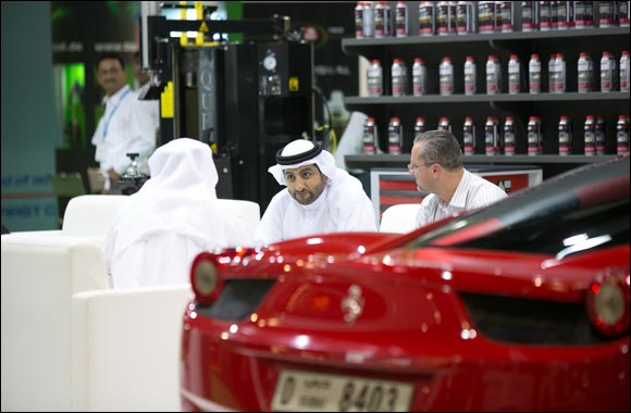 Full speed ahead for Automechanika Dubai 2015 as region's mobility needs fuel demand for auto parts and services