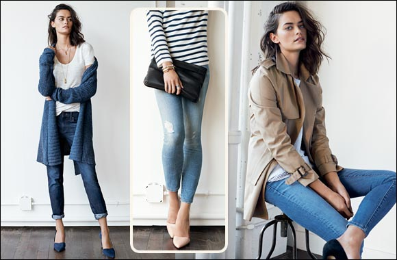Banana Republic SPRING 2015 STYLE -Forget the rules:  if you love it, wear it