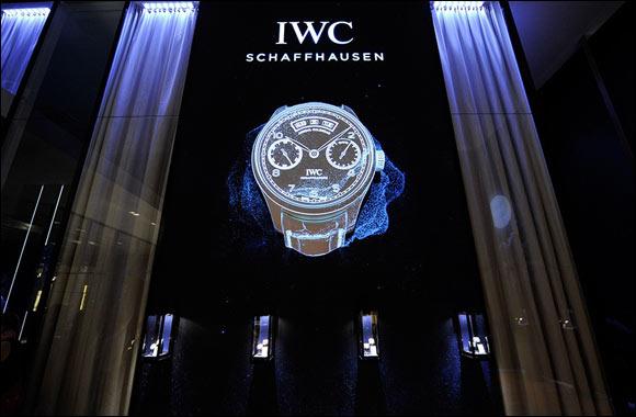 IWC celebrates the 75th birthday of an icon