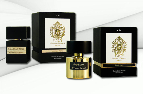 Tiziana Terenzi Releases Two New Fragrances