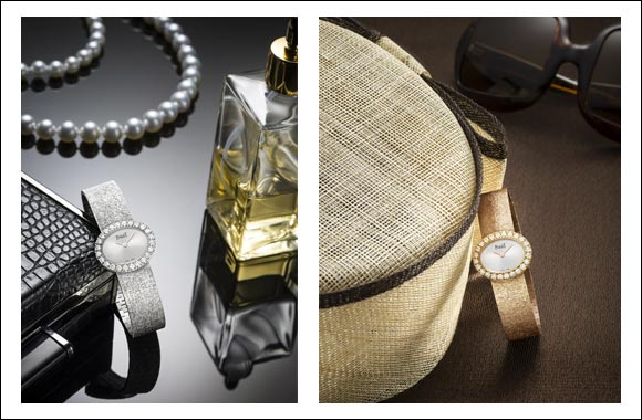 Piaget: a passion for sculpting gold and for creative boldness