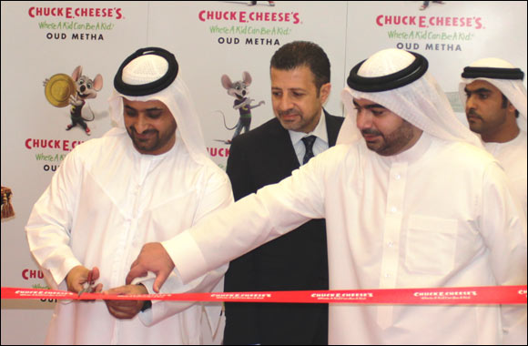 Chuck E. Cheese Oud Metha opens doors with a lively show