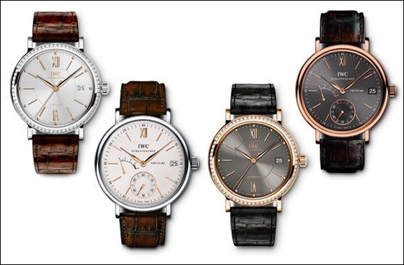IWC Schaffhausen's Portofino Timepieces for Valentine's Day: A Perfect Gift