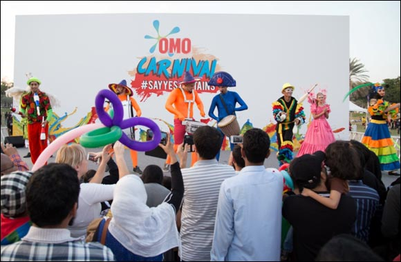 OMO hosts its first ever carnival in the UAE