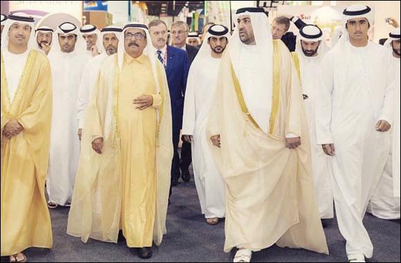 HH Sheikh Hamdan bin Rashid Al Maktoum inaugurates Gulfood 2015