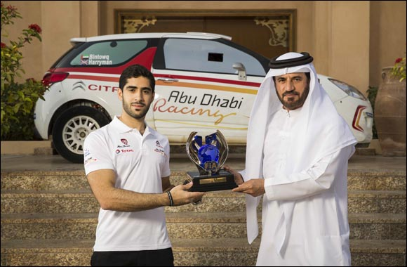 Ben Sulayem urges young Emirati double title winner to set new rally targets