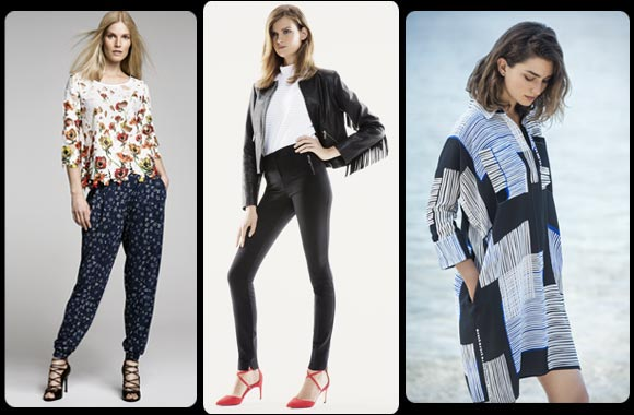 Edgy and Stylish, NEXT Launches the Spring 2015 Collection