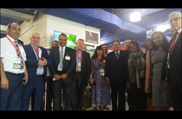 High Level Delegation of British companies visit Al Maya Supermarket