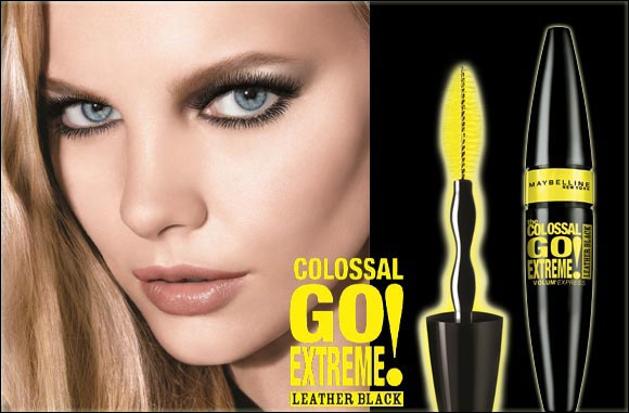 Maybelline New York Colossal Go Extreme Leather Black Mascara
