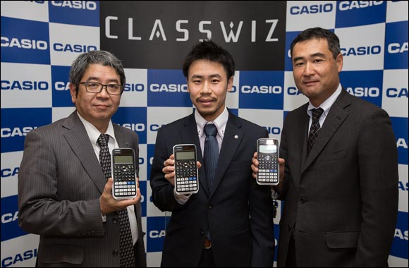 Casio unveils World's First-Ever Standard Scientific Calculator with Arabic Display