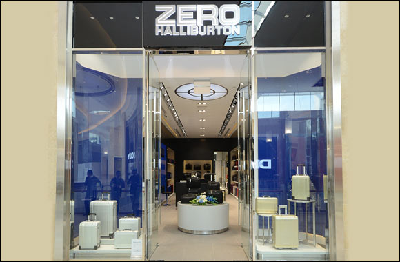 Zero Halliburton launches its first exclusive outlet at Yas