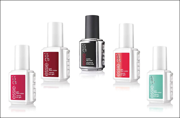 Essie introduced you the new Gel Extensions that last for up to 14 days