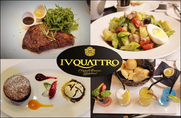 IV Quattro: a new exciting place to eat out in Downtown