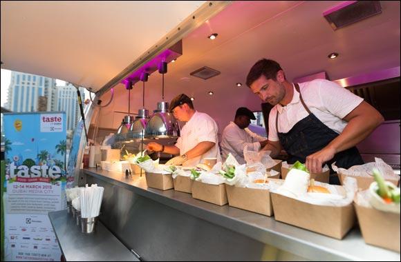 Andy Bates Serves up Street Food Extravaganza at Taste of Dubai Launch