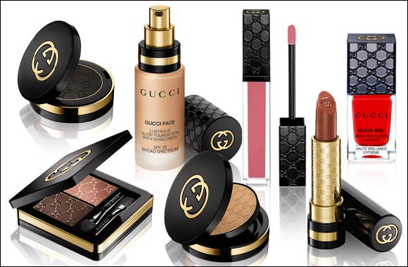 Gucci Launches Cosmetics Collection - The Ultimate Accessory for the Gucci Woman