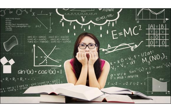 Examination time stress treatment with Homeopathy