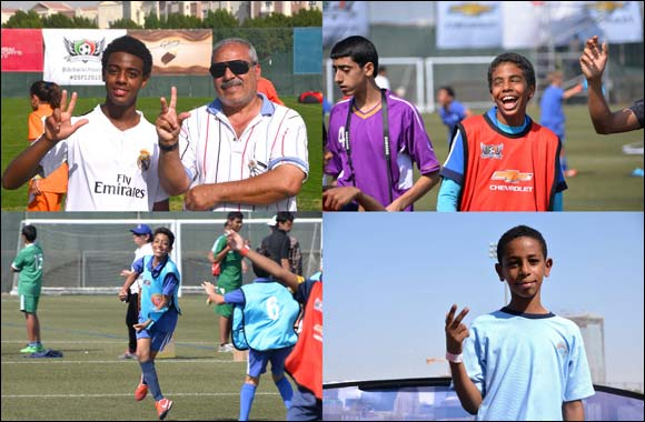 Emirati Players Reach for the Stars at Dubai Schools Cup
