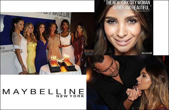 Maybelline New York Makesover the World