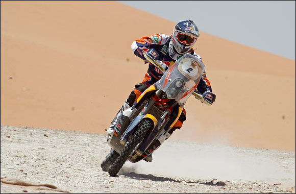 World champion coma lines up for Emirates Desert Championship climax